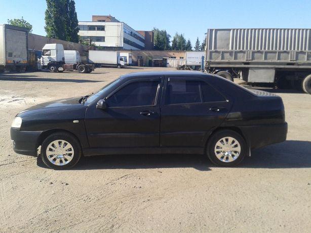 Автомобиль Chery Amulet 2006г.c ГБО,200т.км