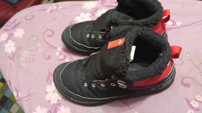 Обувь детская размер 34