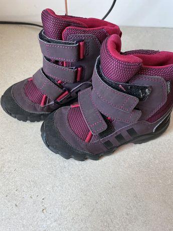 Traperki zimowe Adidas