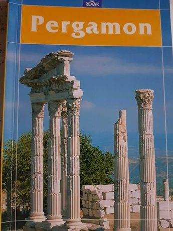 Pergamon atlas poradnik przewodnik album Turcja