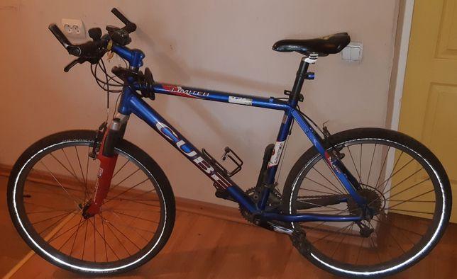 """Велосипед Cube LTD рама 7005 Alu синий 26"""" 27 скоростей"""