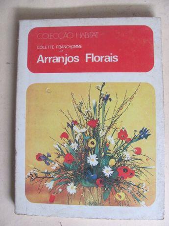 Arranjos Florais de Colette Franchomme