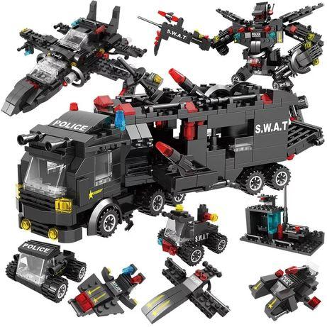 Набор Lego полицейский участок