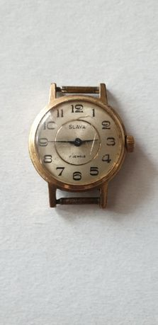 SLAVA zegarek ręczny damski mechanizm nakręcany Mrągowo