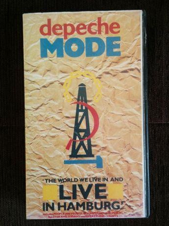 Live in Hamburg- VHS
