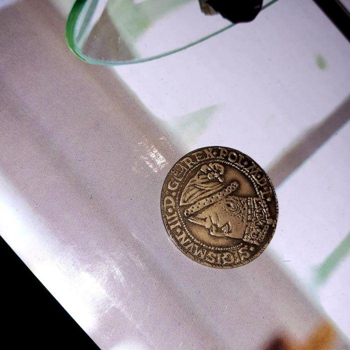 Szóstak zygmunt lll waza 1601 Malbork fals Węgrów - image 1