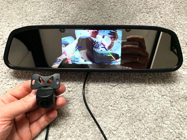 Удобнейшее зеркало с потайным монитором