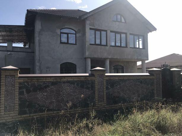 Продам новый дом,Лебедевка