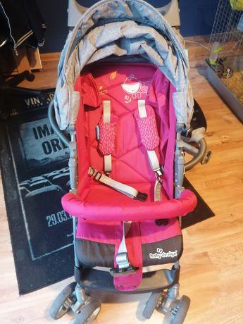 Sprzedam wózek spacerowy Baby Design Mini