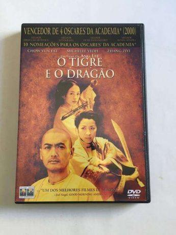 O Tigre e o Dragão (DVD)