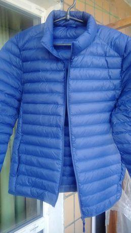 Куртка-пуховик лёгкий мужской,р.М