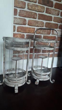 Indyjskie lampiony świece 40 cm