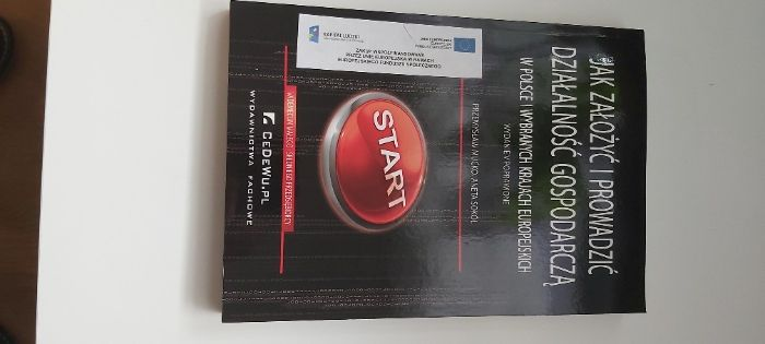 Jak Założyć i Prowadzić Działalność Gospodarczą +CD IluoBiznes Chrzanów - image 1