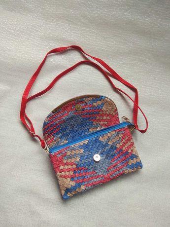 Летняя сумочка через плече,сумка/клатч на лето