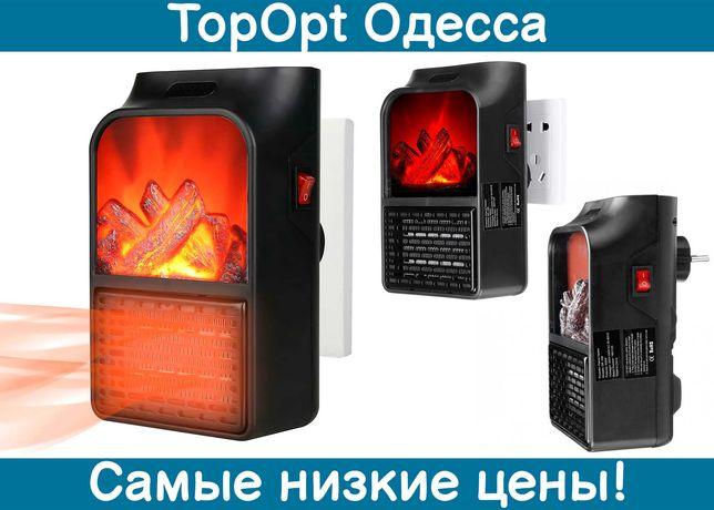 Портативный мини обогреватель Handy Heater Flame с эффектом пламени