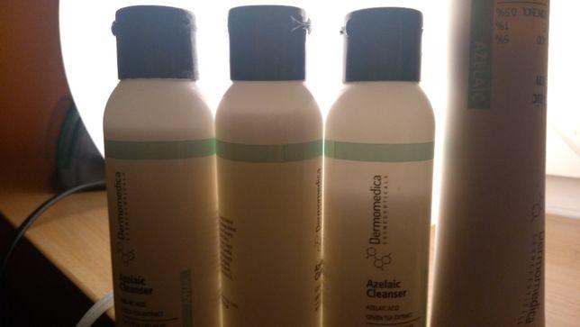 Zestaw DERMOMEDICA 3x60ml Azelaic Cleanser + 1x60ml Azelaic Cream