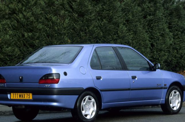 Peugeot 306 1.9 td e 1.4i