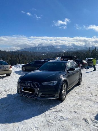 Audi a6 c7 4g, allroad quattro 3.0 TDI 272kM