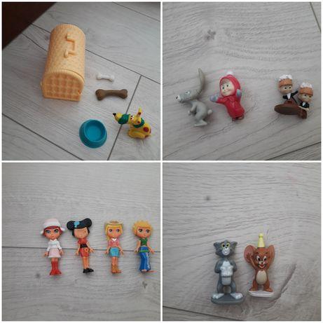 Набір песик і будка маша и медведь том і джері дівчатка