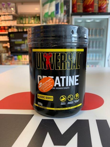 UNIVERSAL Creatine Micronized - 300g Kreatyna monohydrat- muscle power