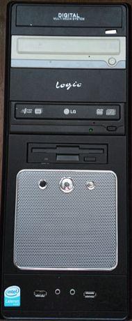 Komputer stacjonarny z HDD 160 GB. Rezerwacja do 19.10. do 17.00.
