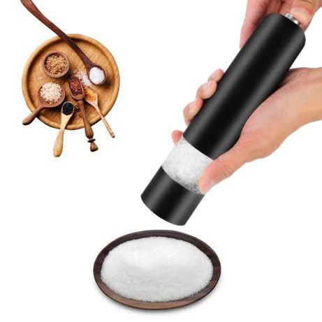 Электрическая мельница измельчитель перца соли перцемолка