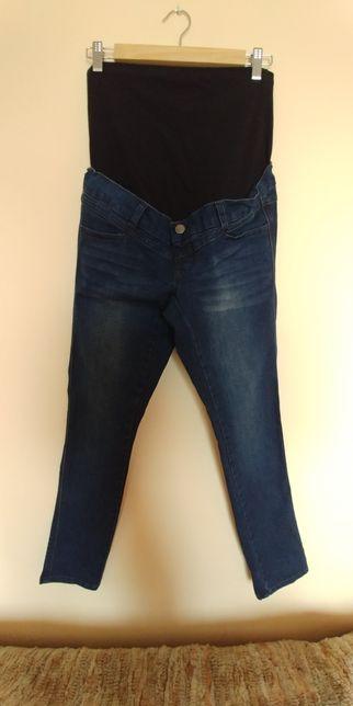 Jak nowe spodnie, jeansy,skinny ciążowe firmy C&A rozm 36