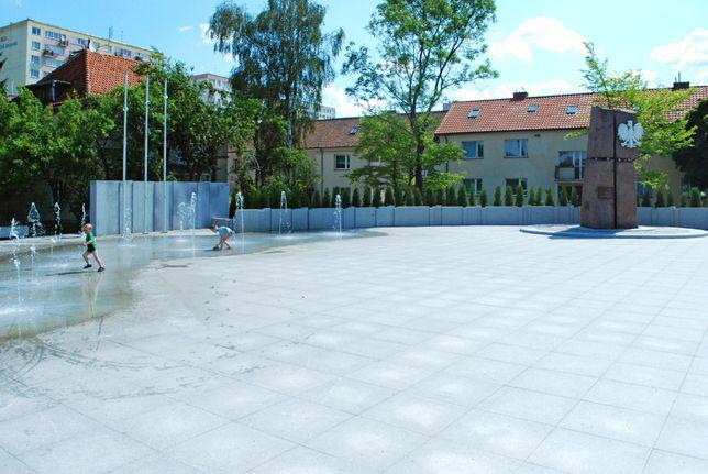 Granit Płytki Szare na taras wentylowany 53,64/m2 Płyty granitowe