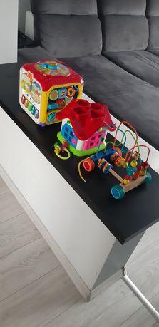 Zabawki po moim synku