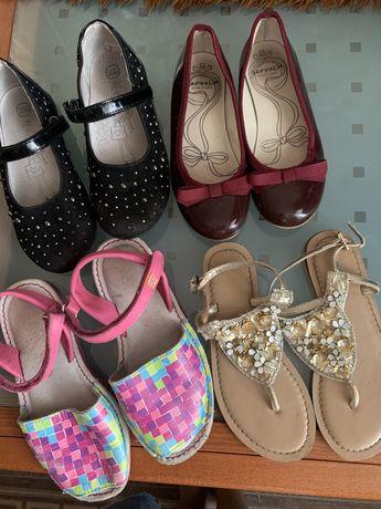 Обувь 30 размер туфли, босоножки