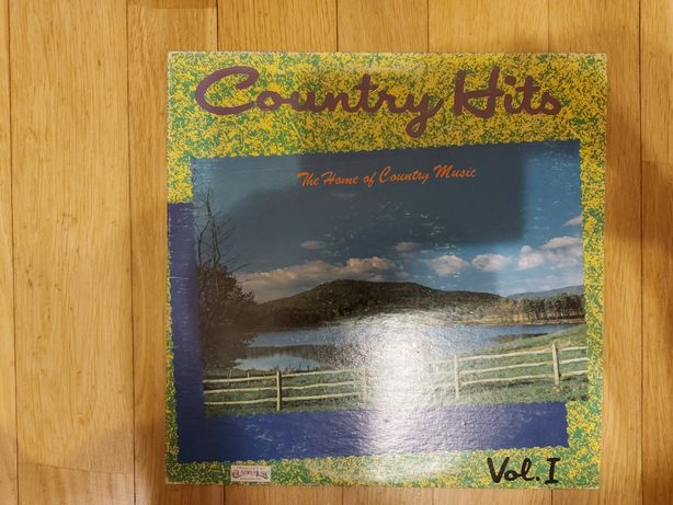 Country Hits, vol. 1, USA, bdb-