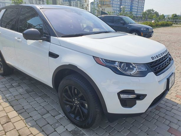 Продам Land Rover Discovery Sport HSE