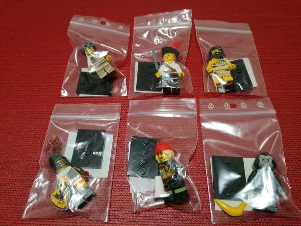 Lego 22 Minifiguras várias séries