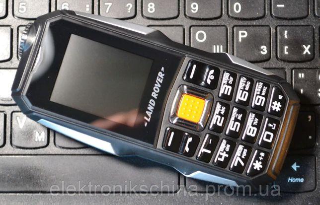 Противоударный телефон LAND ROVER L9-2 sim,батарея3800mОПЛАТА НА ПОЧТЕ