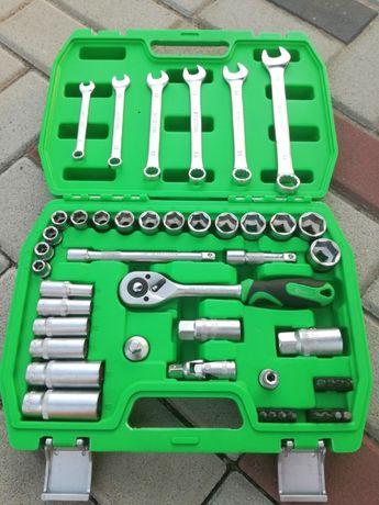 """Набор инструментов. Набор комбинированных ключей. Трещотка 3\8"""""""
