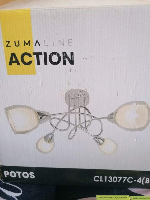 Lampa sufitowa Zuma Szczecin - image 1