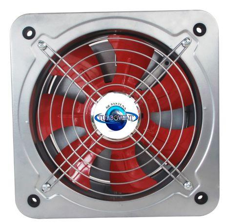 Вентилятор настенный с обратным клапаном НОК 200