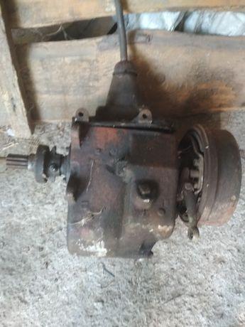 Коробка передач газ 51,газ 52 прямозубая с выжимн трактор,минитрактор