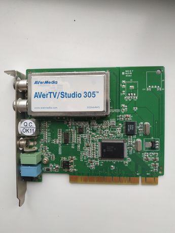 TV тюнер AVerTV/Studio 305