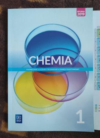 Podręcznik Chemia 1 dla klas 1