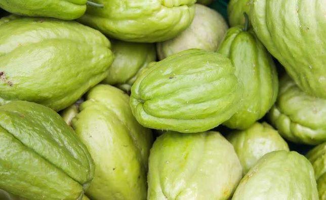 Chuchu caseiro (ideal para sopas e cozidos)