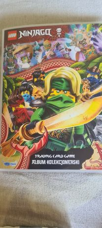 Zamienię Karty lego ninjago trading card game seria 6