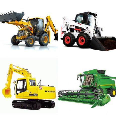 Ремонт силової гідравліки,будівельної та сільськогосподарської техніки