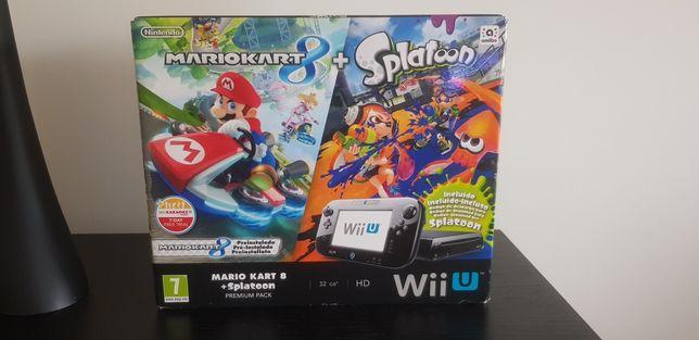 Consola Nintendo WiiU 32 GB Premium Pack