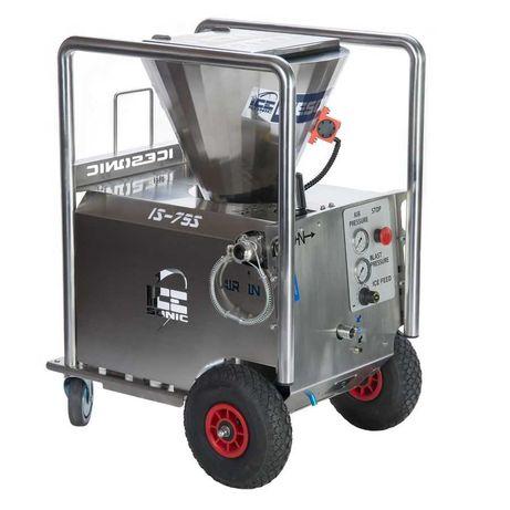 Urządzenie do czyszczenia suchym lodem ICE Sonic 75S