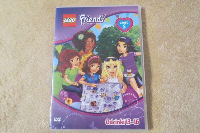 Lego Friends DVD Część 5 ( Odcinki 13-16 )