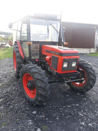 Ciagnik rolniczy Zetor 6340
