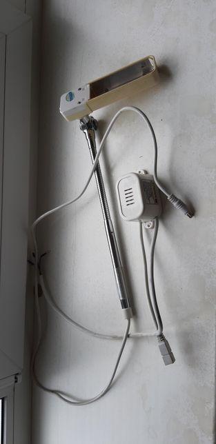 Светильник для промышленной швейной машинки.