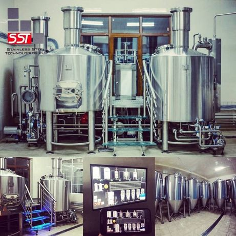 Пивзавод, пивоварня, мини пивоварня