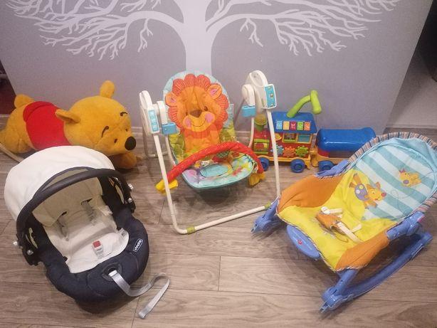 Zabawki / bujaki dla dziecka